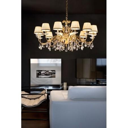 Primadonna 12 lampadario classico