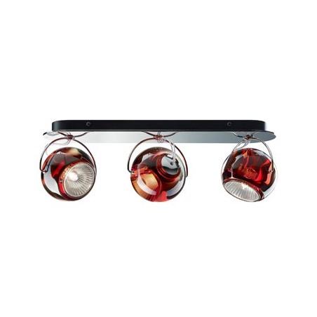 Fabbian Beluga Colour D57 G25 rosso