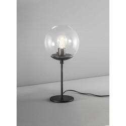 Global 262.230 Metal lux lampada da tavolo moderna