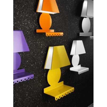 Lampada da parete serie 8900 Sogni belli 23x37x12 con illuminazione a led