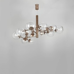 Global 262.800 Metal lux plafoniera moderna