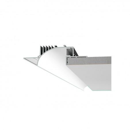 P005D di 9010 profilo per strip led 300 cm