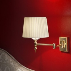 Masiero VE 1091/A1 lampada da parete classica