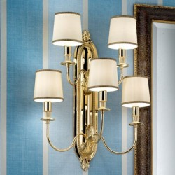 Masiero VE1074/A5 lampada da parete
