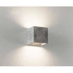 Belfiore 2495 applique in cemento alleggerito