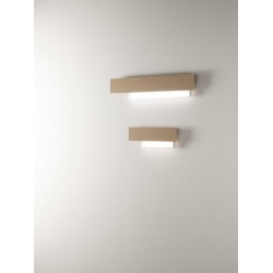 Doha ag Gea Luce applique da muro moderna LED