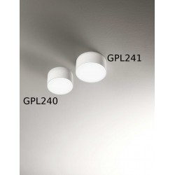 Gea Led GPL241 applique - plafoniera LED 14 cm diametro