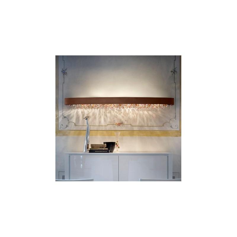 Masiero Olà A6 OV 160 lampada da parete