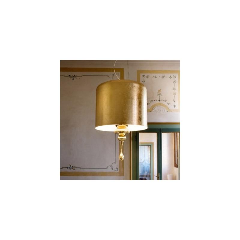 Masiero Eva S3+1 lampada a sospensione