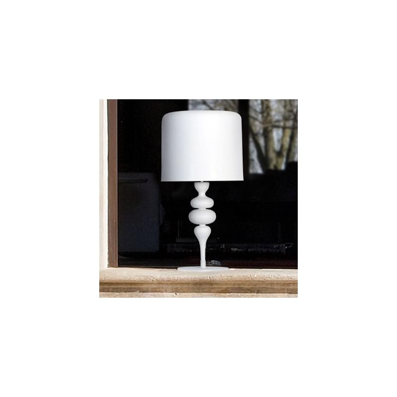 Masiero Eva TL3+1G lampade da tavolo grandi, lampada da tavolo grande, lampada da comodino design