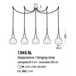 Cangini & Tucci 300G 1343.5L sospesi