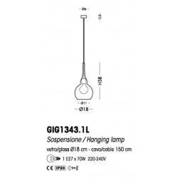 Cangini & Tucci 300G GIG1343.1L