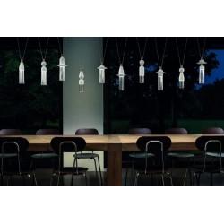 Masiero Nappe C10 lampadario 10 luci