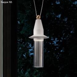 Masiero Nappe C5 lampadario 5 luci
