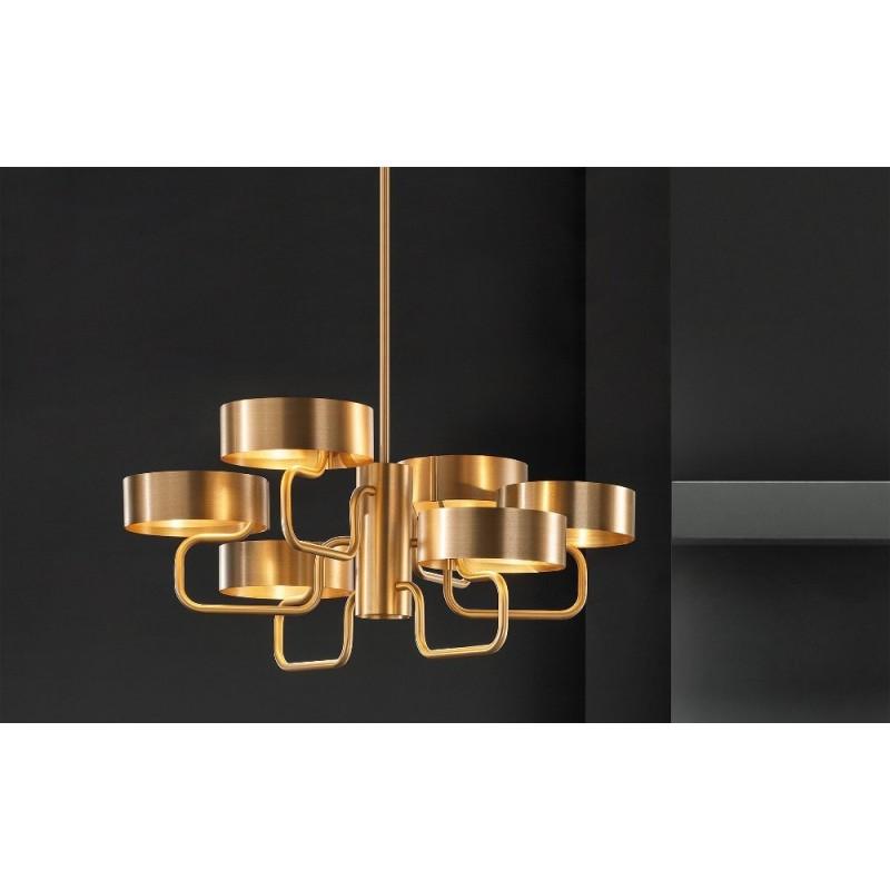 Masiero Sound S6 lampadario moderno