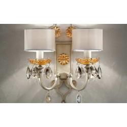 MASIERO Rosemary A2 lampada da parete classica