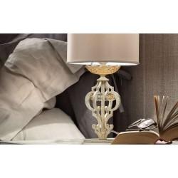 MASIERO Rosemary TL1P lampada da comodino classica