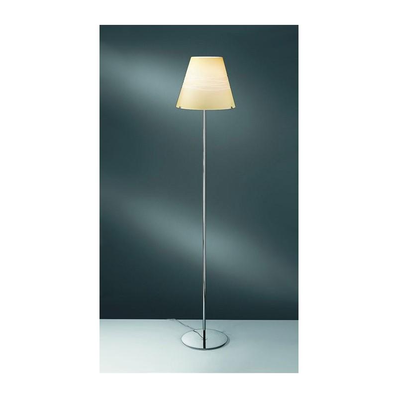 Rossini Milla T.3424 piantana luce, piantana prezzi, lampade da terra in vetro, illuminazione piantane led