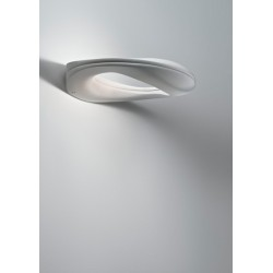 Applique Fabbian Enck applique led interno lampade a parete led