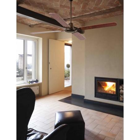Faro Barcelona Malvinas ventilatore a soffitto