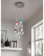 Illuminazione soggiorno e salotto, Lampadari, applique, lampade da terra, plafoniere